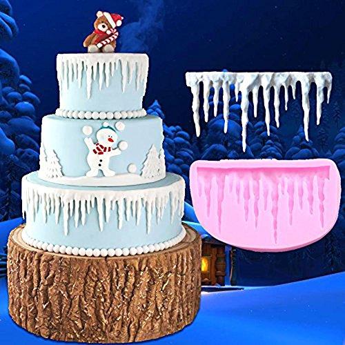 Cinta de repostería (molde, encaje fondant cake moldes Frozen tarta de molde...