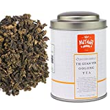 Miyagi Tea - Anxi Tie Guan Yin asado al carbón - Té Oolong de primera calidad - 150g (5.29oz)/lata