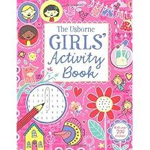 Girl's Activity Book (Usborne Activities)