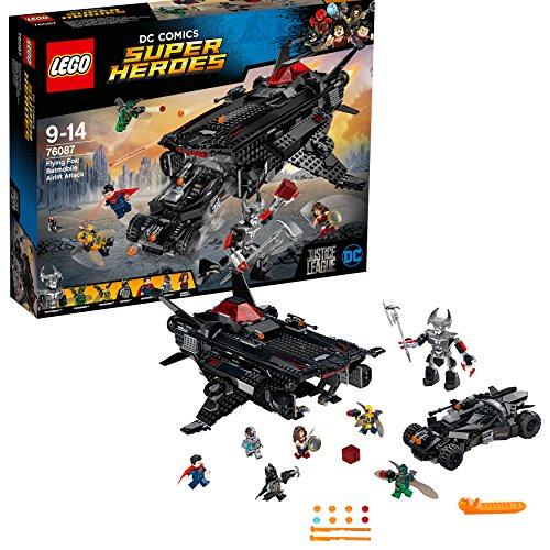 LEGO Super Heroes - Flying Fox: Ataque Aéreo Batmobile