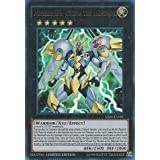 Yu-Gi-Oh! - Number S39: Utopia the Lightning (YZ08-EN001) - Yu-Gi-Oh! ZEXAL Manga Promotional Cards: Series 8 - Limited Edition - Ultra Rare by Yu-Gi-Oh!