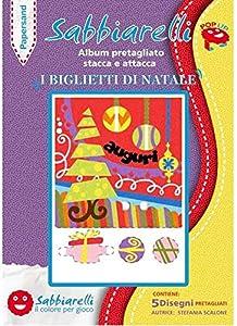Sabbiarelli - Álbum de felicitaciones de Navidad