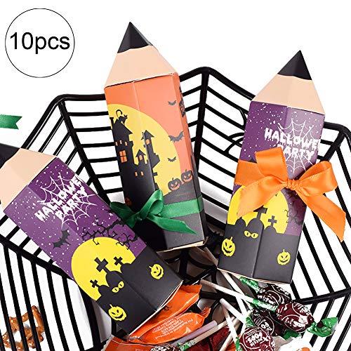 JER Cartoons Halloween lustige Cartoon Cartoon-Geschenkkarton Halloween Verpackung -