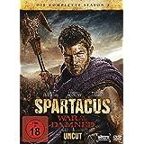 Spartacus: War of the Damned - Die komplette Season 3