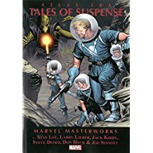 Marvel Masterworks: Atlas Era Tales of Suspense Volume 1 by Lee, Stan, Lieber, Larry (2014) Paperback