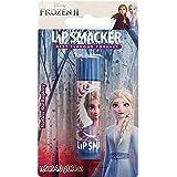 Lip Smacker Lip Smacker - Disney's Frozen Collection - Burrocacao per Bambini - Lip Smacker Disney Elsa Balsamo Labbra Singol