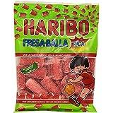 Haribo - Fresa Balla Pica - Geles Dulces - 100 g