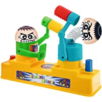 HS Enterprise™ Hammering Contest Battle Boxing Toy Game, Family Battle Boxing Warrior Toy, Table Fighting Defend Game…