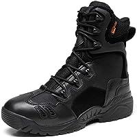 FCBDXN Hommes Ultraléger Police Militaire De L'Armée Tactique Bottes Extérieur Désert Chaussures Montantes Combat Armées…