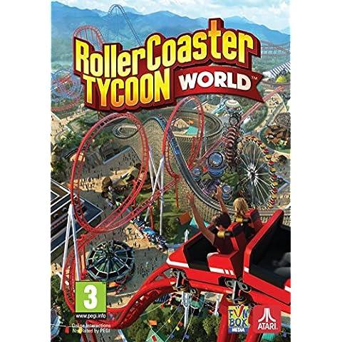 RollerCoaster Tycoon World (PC DVD) - [Edizione: Regno
