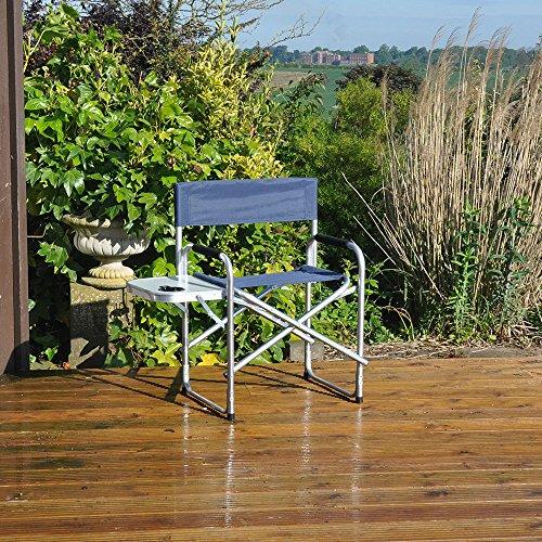 Preisvergleich Produktbild Generic Kompakt Compact Picknick Aluminium C Tisch Camping Ing ca Klappsessel Seite Können ca Caravan Stuhl aus Aluminium Sid