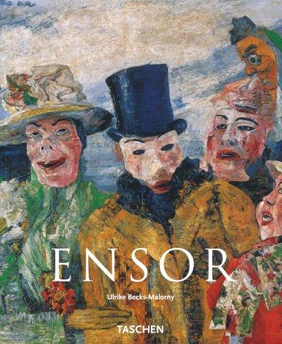 Vignette du document James Ensor, 1860-1949 : les masques, la mer et la mort