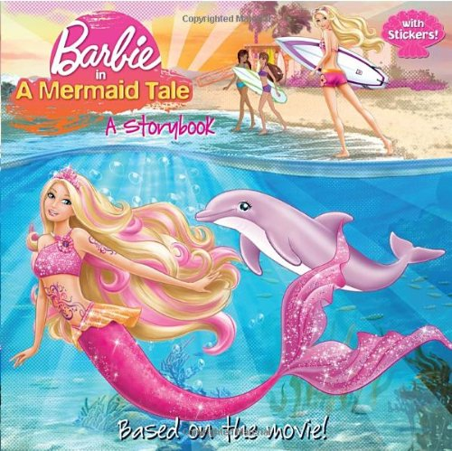 barbie-in-a-mermaid-tale-a-storybook-with-stickers-random-house-picturebacks