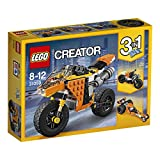 Lego Sunset Street Bike, Multi Color