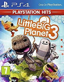LittleBigPlanet 3 HITS (B07DXQ4QVP) | Amazon price tracker / tracking, Amazon price history charts, Amazon price watches, Amazon price drop alerts