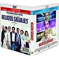 Relatos Salvajes Tp Blu-Ray