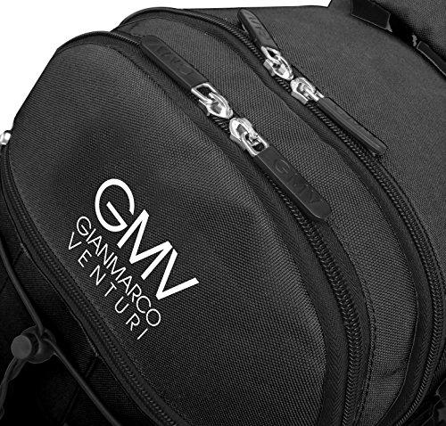 Zaino per Fotocamera Reflex SLR e Accessori Nero Gian Marco Venturi