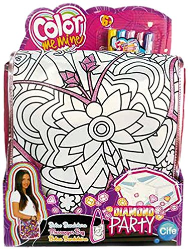 Color Me Mine - Bolso bandolera Diamond (Cife 86449)