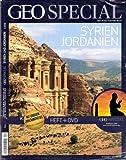 GEO Special mit DVD 1/2011 Syrien + Jordanien -