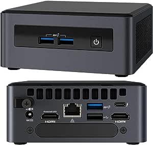 Intel Nuc Bknuc8v5pnh Barebone Pc Elektronik