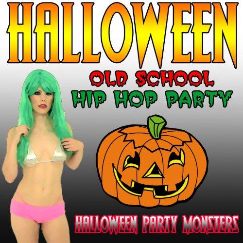 Halloween Old School Hip Hop Party