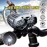 LHWY 4x XML-T6 LED Fahrrad Radfahren Vorderlicht Scheinwerfer Scheinwerfer 4 Modus