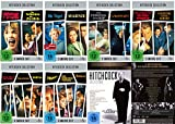 Alfred HITCHCOCK COLLECTION - 32 grosse Klassiker im Paket * 38 STUNDEN FILMGENUSS * DVD Edition