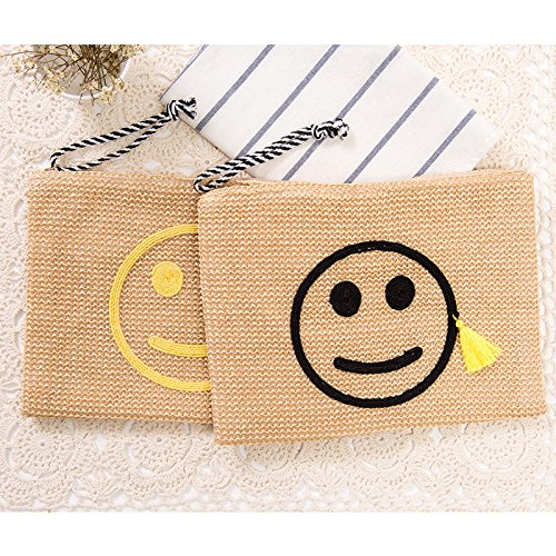 Flada , Damen Clutch gold 5# M 9#