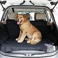 RSYP Protector de Maletero Antideslizante Impermeable para Mascotas, Perro, Gato, Maletero para la mayoría de los Coches SUV