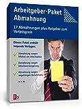 Arbeitgeber-Paket Abmahnung...