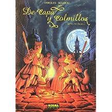 DE CAPA Y COLMILLOS 6. LUNA INCÓGNITA.