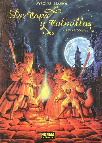 De capa y colmillos 6, Luna incógnita Cover Image