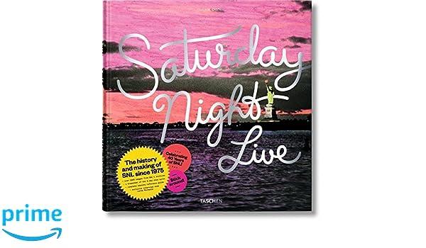 Saturday Night Live The Book Amazonde Alison Castle
