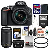 Best Nikon Batteries For Flashes - Nikon D5600 Wi-Fi Digital SLR Camera with 18-55mm Review