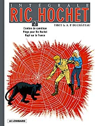 Ric Hochet : Intégrale, tome 2