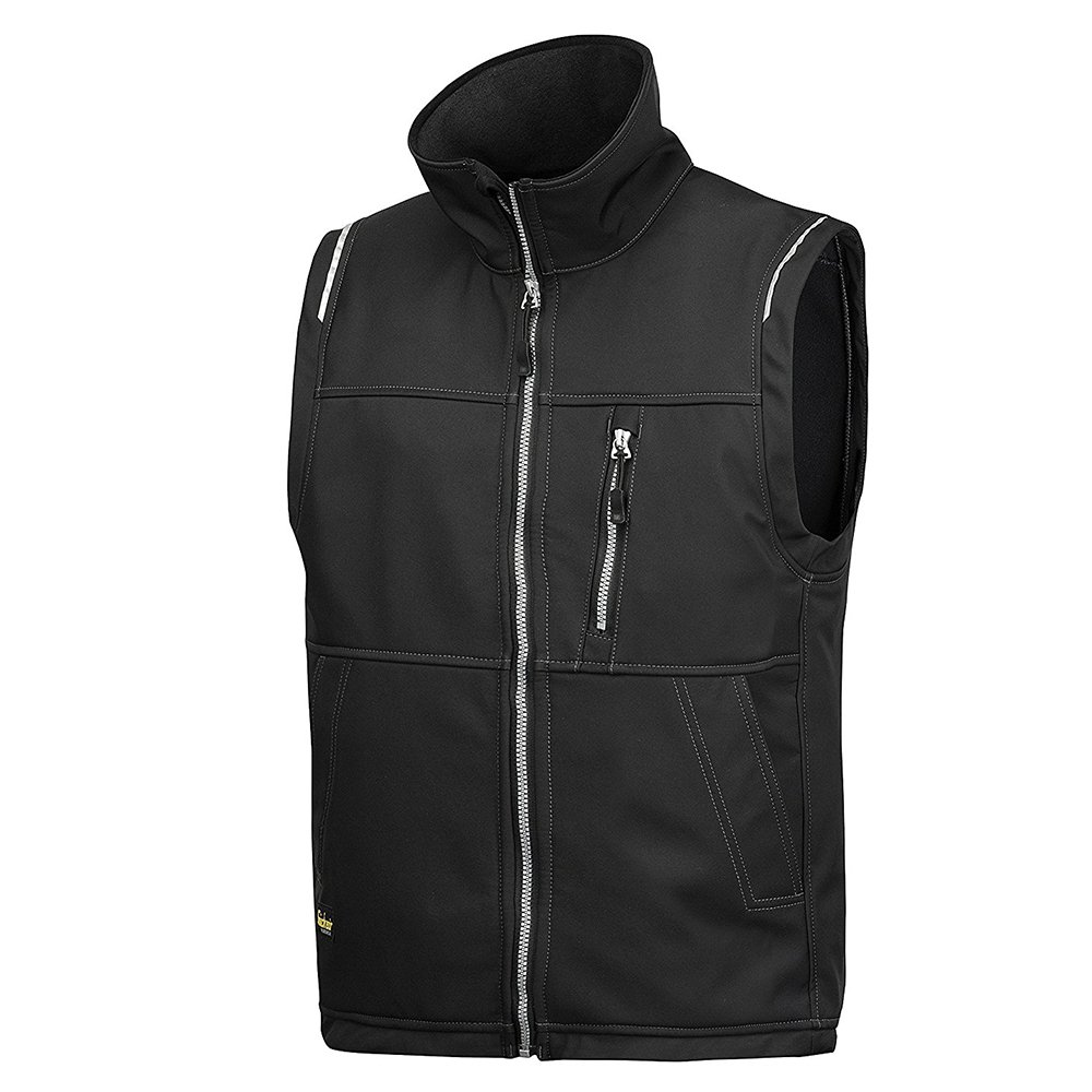 Snickers Workwear, 4511, Snickers Softshell Vest Gr. XL regolare