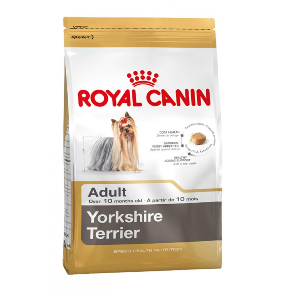 Royal Canin MINI Yorkshire 28 Canine Adult Dry Dog Food 1.5KG