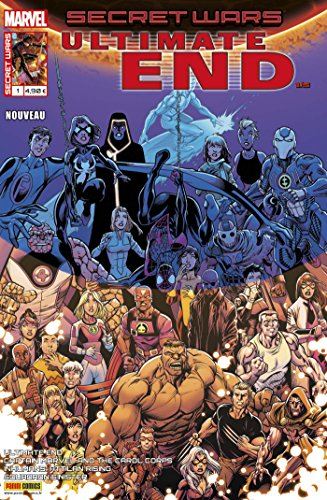 Secret Wars : Ultimate End 1 par Brian M.Bendis