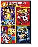 Best Warner Brothers Looney Tunes - 4 KIDS FAVORITES: LOONEY TUNES Review