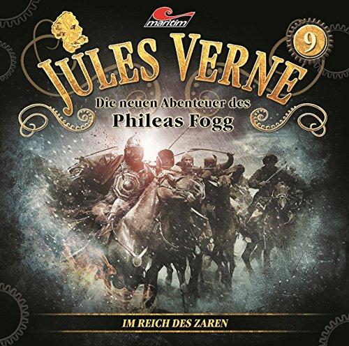 Jules Verne - Die neuen Abenteuer des Phileas Fogg (9) Im Reich des Zaren - maritim 2017