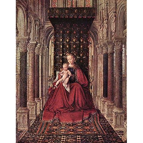 Il museo, la presa e un bambino di vergine archway by Durer-Tela (60,96 x 45,72 (24