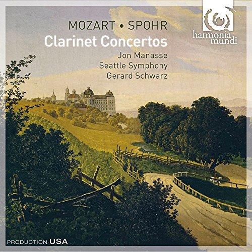 Conciertos Para Clarinete (Spohr)