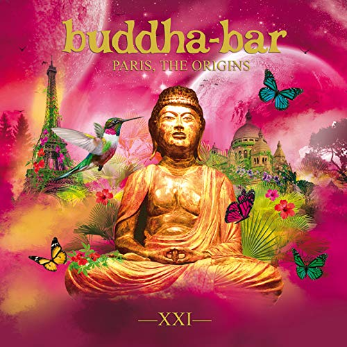 Buddha Bar XXI - Paris, the Or...