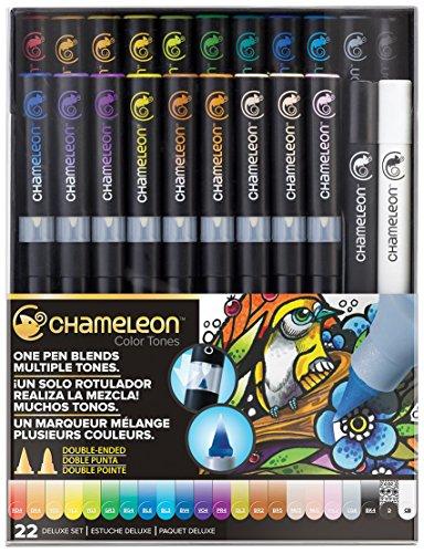 chameleon Farbe Tones 22Pen Deluxe-Set