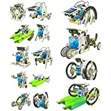 14 in 1 Rover Solar Energy Educational and Learning Toy for kids