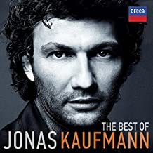 The best of Jonas Kaufmann [Import allemand]