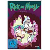 Rick & Morty - Staffel 4