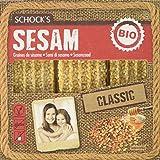 Schock's Bio Sesam Krokant, 15er Pack (15x 90 g) - Bio