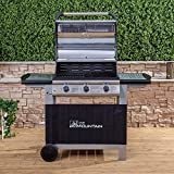 Fire Mountain Everest 3 Burner Gas Barbecue Best Review Guide