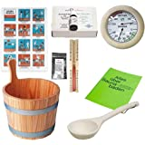 SudoreWell® Starter Set 2 Kit pour sauna / Accessoires pour sauna 2-9 pièces